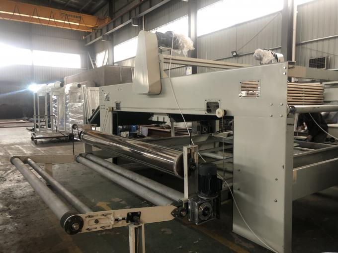 CE Cross Lapper Making Machine For All Needle Punching Nonwoven Machine