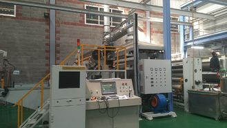 SMS AL - 1600mm Non Woven Making Machine For Hygienic Material , Medical Treatment