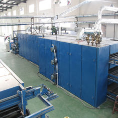 Auto Thermal Bonding Machine Padding Mattress Production Nowoven Drying Oven