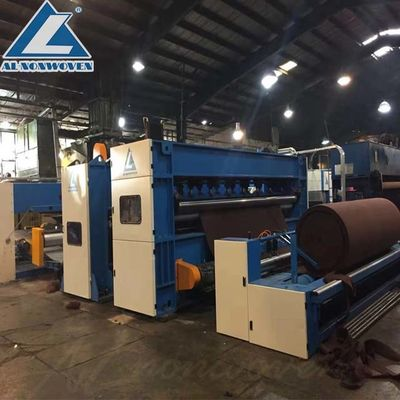 Floor Mats / Car Trunk Carpet Making Machine Good Performance And High Capacity