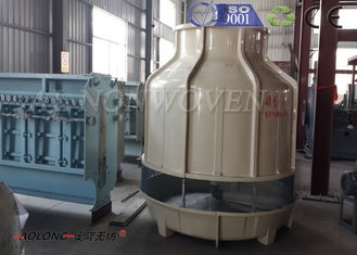 China Multi function Diamond / Oval SSS Spunbond Machine 600KW-800KW supplier