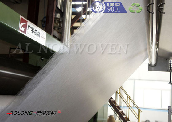 High Speed 300m/min SSS PP Non Woven Fabric Making Machine Width 3200mm