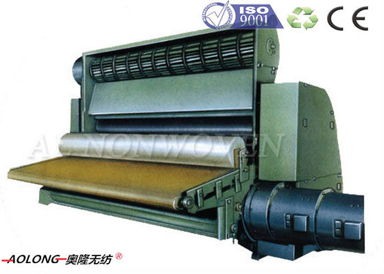 Automatic Nonwoven Stiff Wadding Machine line For Comfortalbe Car Cushions