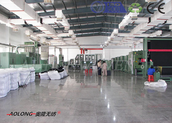Customized Spray - Bonded Wadding Machinery With Low Consumption