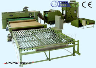 2800mm-6800mm Customized Cross Lapper Machine For Pillow Waddings