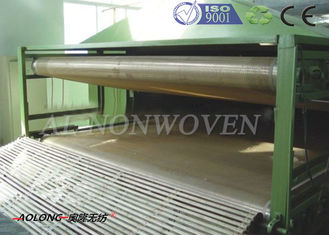 120m/min Cross Lapper Machine Of Carpet Production Line with SIMENS Moter