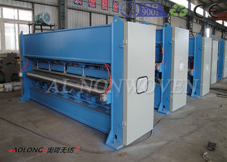 Up Stroke Nonwoven Needle Punching Machine Of Nonwoven Making Machine