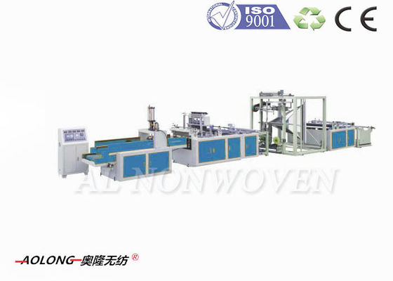 PP Non Woven Fabric Automatic Bag Making Machine 9600*2000*2300mm