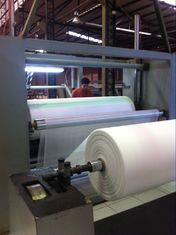 Pp Spunbond Nonwoven Fabric Making Machine For Group Bags , High Speed