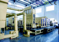 Low Consumption Carding Machine / Equipment 1700mm / 2200mm / 2200mm