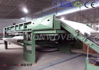 Good Quality Non Woven Fabric Making Machine & Automatic Cross Lapper Machine 4800mm For Mattress Waddings Making on sale